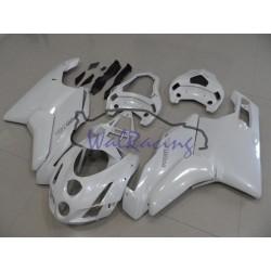Ducati 749 999 2003-2004 All Pearl White