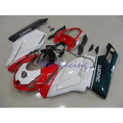 Ducati 749 999 2003-2004 Tricolor With Tail Open